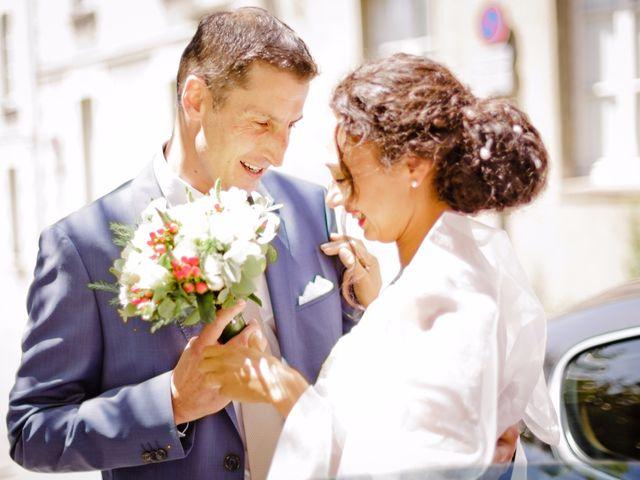 Le mariage de Mélissa et Sylvain