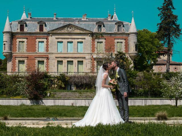 Le mariage de Nicolas et Noemie à Fabrègues, Hérault 10