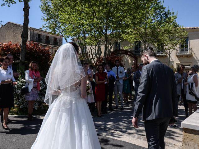 Le mariage de Nicolas et Noemie à Fabrègues, Hérault 11