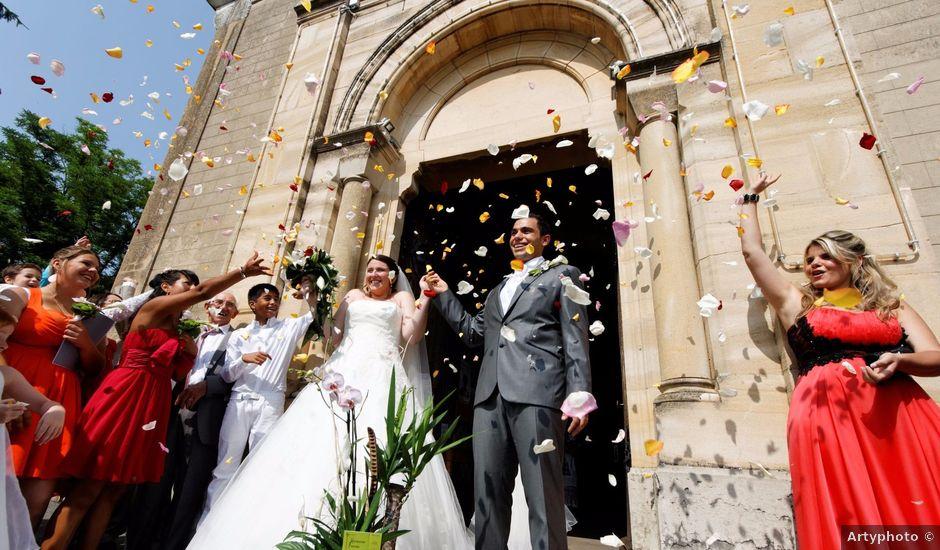 Le mariage de Christophe et Coraline à Oytier-Saint-Oblas, Isère
