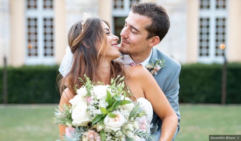 Le mariage de Romain et Cyrielle à Vallery, Yonne