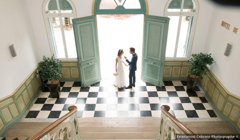 Le mariage de Stéphane et Dorothée à Toulon, Var