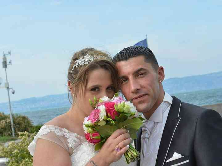 Le mariage de Sophie et Youcef