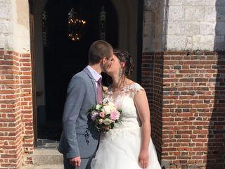 Le mariage de Emilie  et Alexandre 3