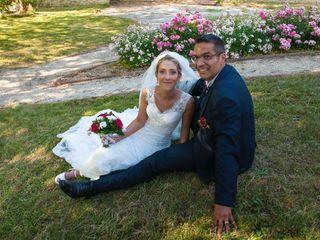 Le mariage de Déborah et David