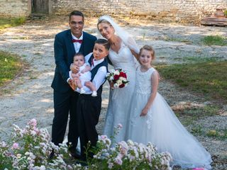 Le mariage de Déborah et David 3