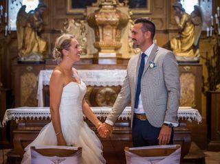Le mariage de Delphine et Grégory