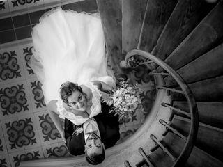 Le mariage de Marie Cécile et Vincent