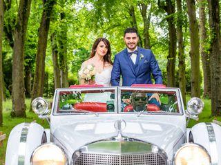 Le mariage de Mohamed et Imen