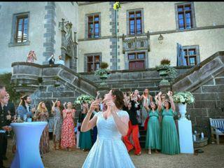 Le mariage de Maxime et Constance 1