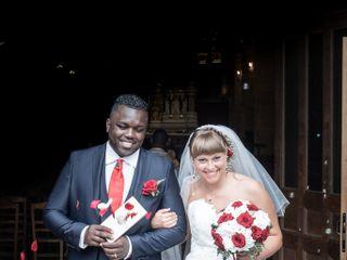 Le mariage de Marine et Evans