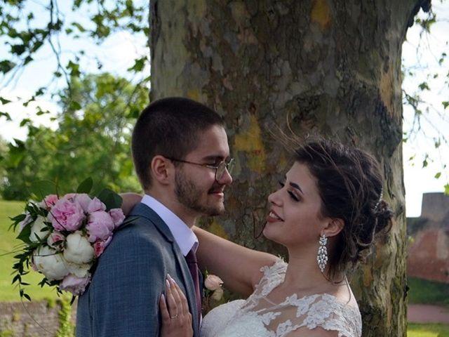 Le mariage de Alexandre et Emilie  à Wailly-Beaucamp, Pas-de-Calais 1