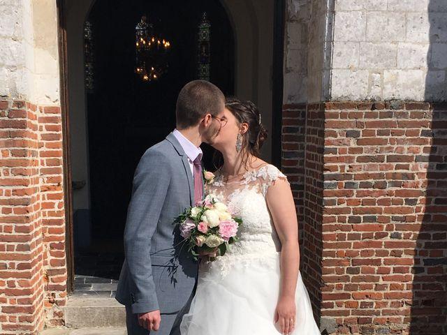 Le mariage de Alexandre et Emilie  à Wailly-Beaucamp, Pas-de-Calais 2