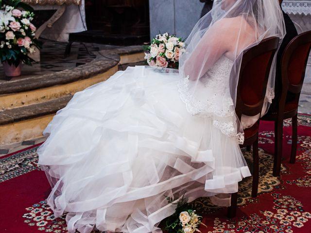 Le mariage de Erik et Laury à Callas, Var 6