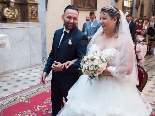 Le mariage de Erik et Laury à Callas, Var 8