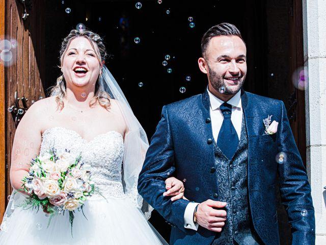 Le mariage de Erik et Laury à Callas, Var 10