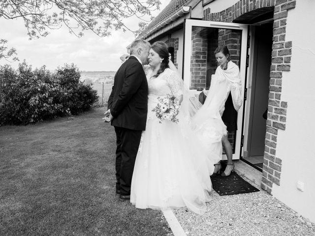 Le mariage de Vincent et Anne Sophie à Wissant, Pas-de-Calais 15