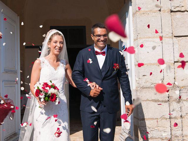 Le mariage de David et Déborah à Fontaine-Française, Côte d'Or 16