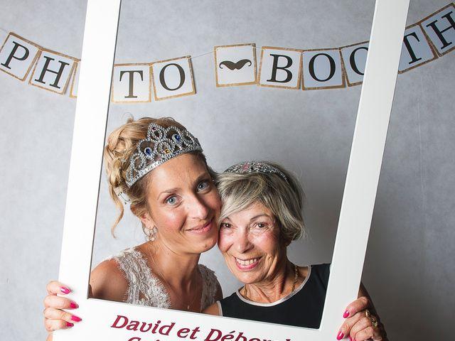 Le mariage de David et Déborah à Fontaine-Française, Côte d'Or 29