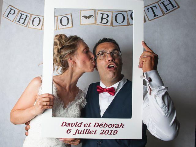 Le mariage de David et Déborah à Fontaine-Française, Côte d'Or 33