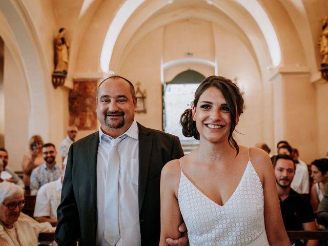 Le mariage de Thomas et Sophie à Saint-Laurent-d'Oingt, Rhône 11