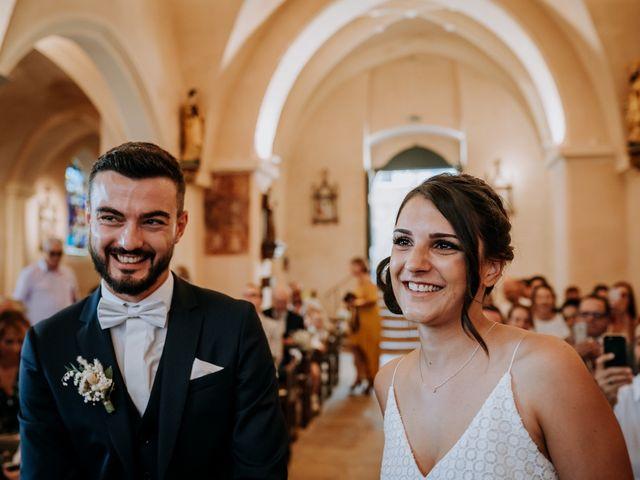 Le mariage de Thomas et Sophie à Saint-Laurent-d'Oingt, Rhône 12