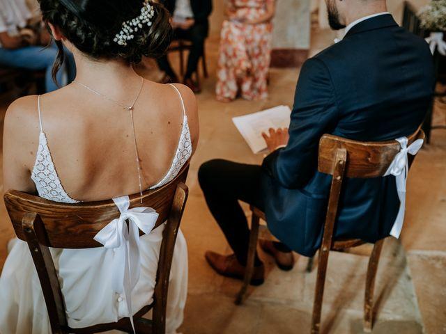 Le mariage de Thomas et Sophie à Saint-Laurent-d'Oingt, Rhône 14