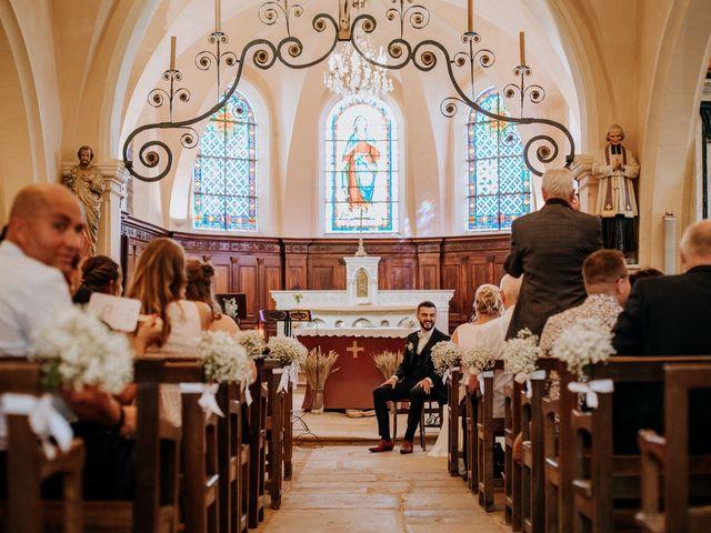 Le mariage de Thomas et Sophie à Saint-Laurent-d'Oingt, Rhône 15