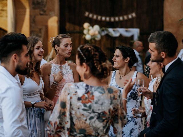 Le mariage de Thomas et Sophie à Saint-Laurent-d'Oingt, Rhône 48