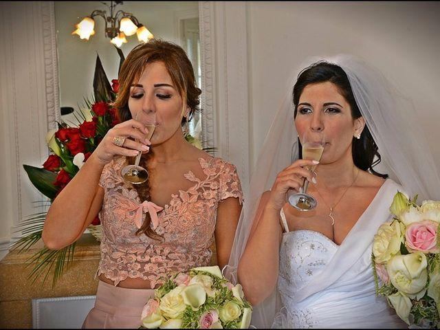 Le mariage de Nadi et Céline à Paris, Paris 10