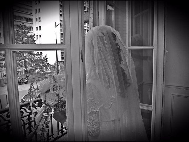 Le mariage de Nadi et Céline à Paris, Paris 12