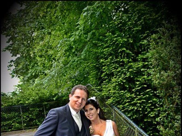 Le mariage de Nadi et Céline à Paris, Paris 20
