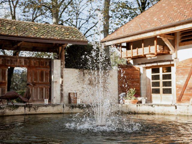 Le mariage de Albert et Louise à Marigny-Saint-Marcel, Haute-Savoie 1