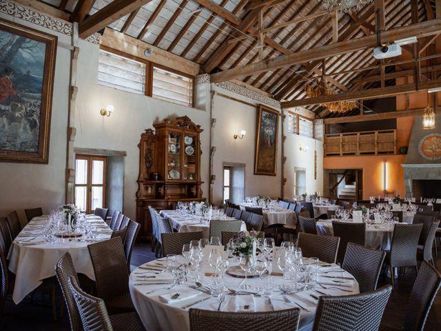 Le mariage de Albert et Louise à Marigny-Saint-Marcel, Haute-Savoie 4