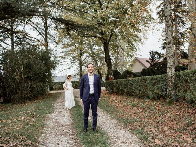Le mariage de Albert et Louise à Marigny-Saint-Marcel, Haute-Savoie 13
