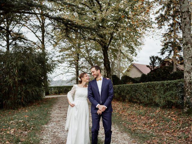 Le mariage de Albert et Louise à Marigny-Saint-Marcel, Haute-Savoie 14