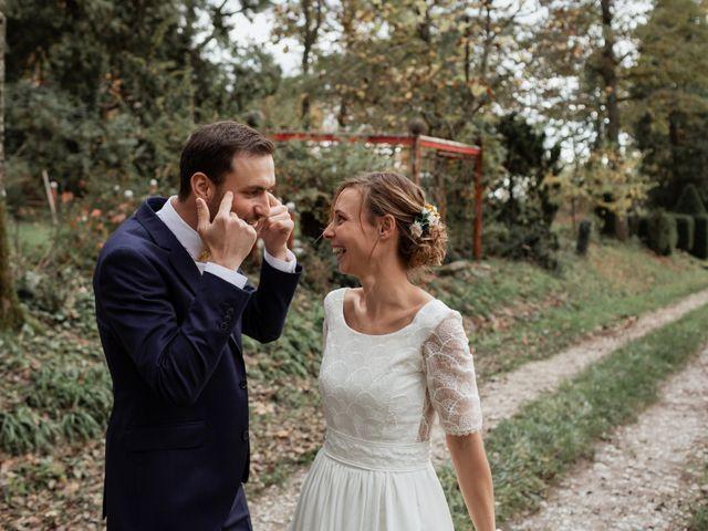 Le mariage de Albert et Louise à Marigny-Saint-Marcel, Haute-Savoie 15