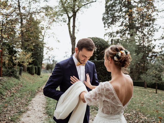 Le mariage de Albert et Louise à Marigny-Saint-Marcel, Haute-Savoie 16
