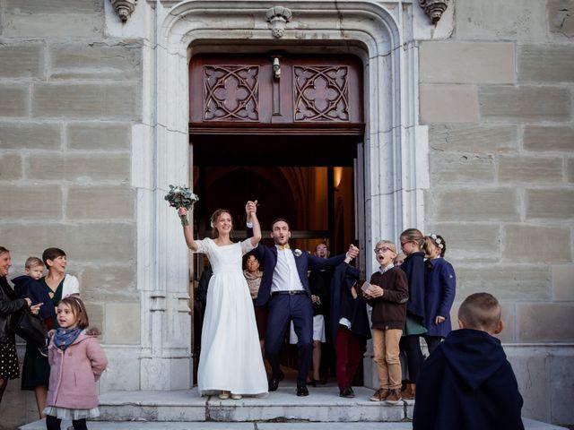 Le mariage de Albert et Louise à Marigny-Saint-Marcel, Haute-Savoie 45