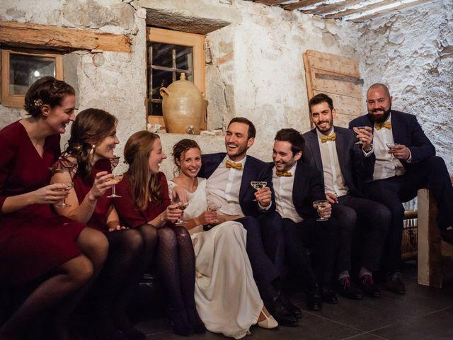 Le mariage de Albert et Louise à Marigny-Saint-Marcel, Haute-Savoie 69