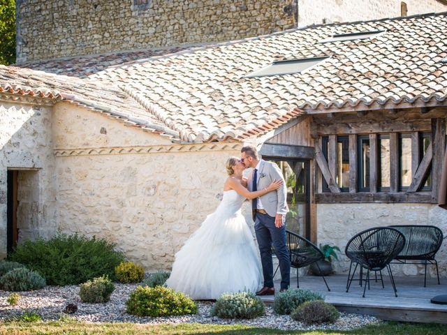 Le mariage de Grégory et Delphine à Sainte-Sabine-Born, Dordogne 28