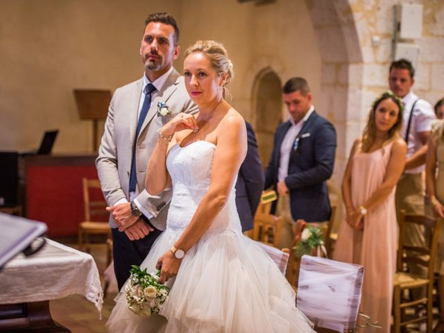 Le mariage de Grégory et Delphine à Sainte-Sabine-Born, Dordogne 43