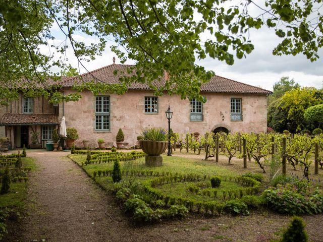 Le mariage de Vincent et Angéline à Limoges, Haute-Vienne 8