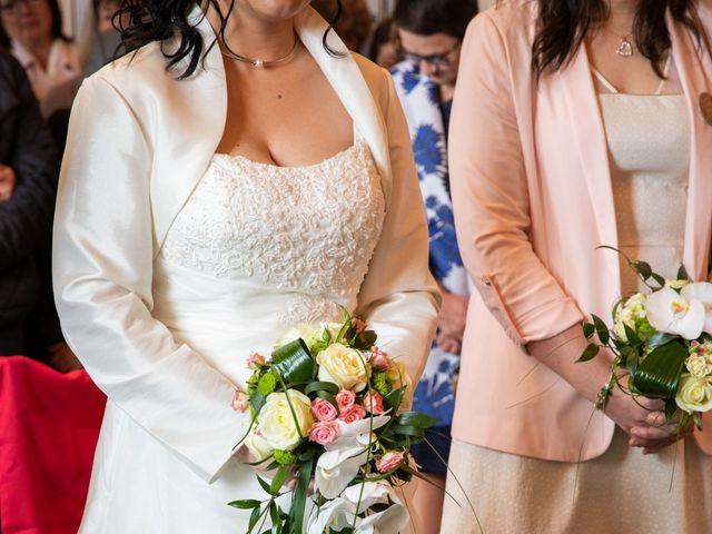 Le mariage de Vincent et Angéline à Limoges, Haute-Vienne 15