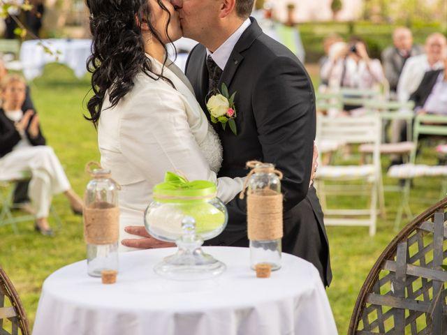 Le mariage de Angéline et Vincent