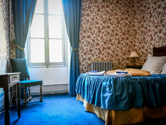 Le mariage de Vincent et Marie Cécile à Biard, Vienne 8