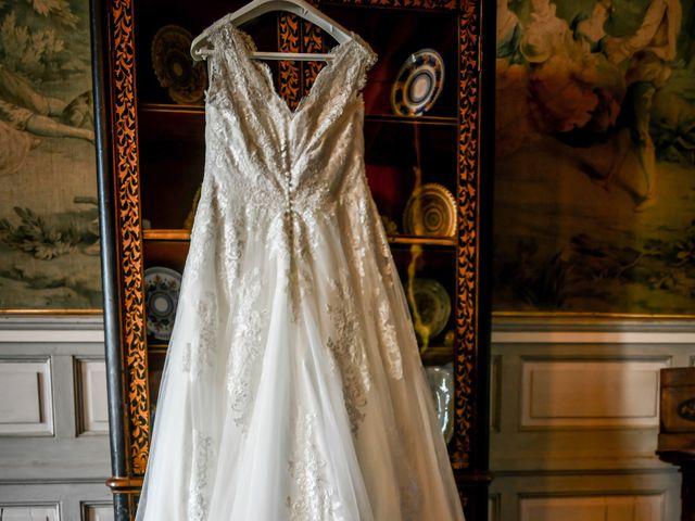 Le mariage de Vincent et Marie Cécile à Biard, Vienne 18