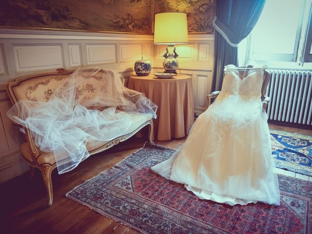 Le mariage de Vincent et Marie Cécile à Biard, Vienne 21