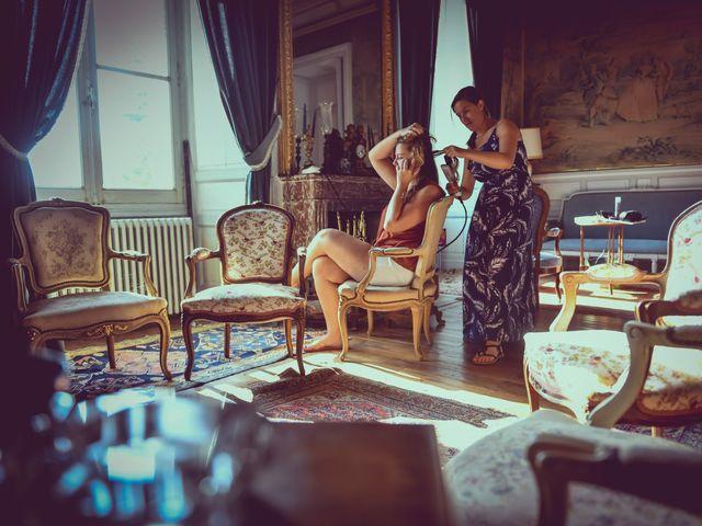 Le mariage de Vincent et Marie Cécile à Biard, Vienne 32