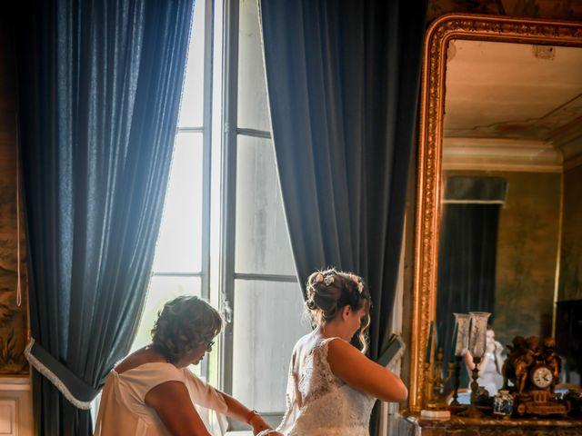 Le mariage de Vincent et Marie Cécile à Biard, Vienne 45
